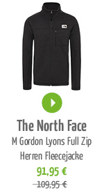 The North Face M Gordon Lyons Full Zip Herren Fleecejacke