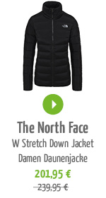 The North Face W Stretch Down Jacket Damen Daunenjacke