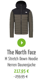 The North Face M Stretch Down Hoodie Herren Daunenjacke
