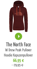 The North Face W Drew Peak Pullover Hoodie Kapuzenpullover