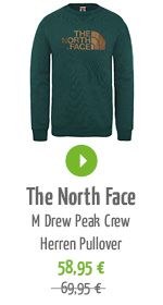 The North Face M Drew Peak Crew Herren Pullover