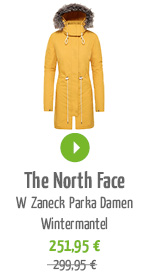 The North Face W Zaneck Parka Damen Wintermantel